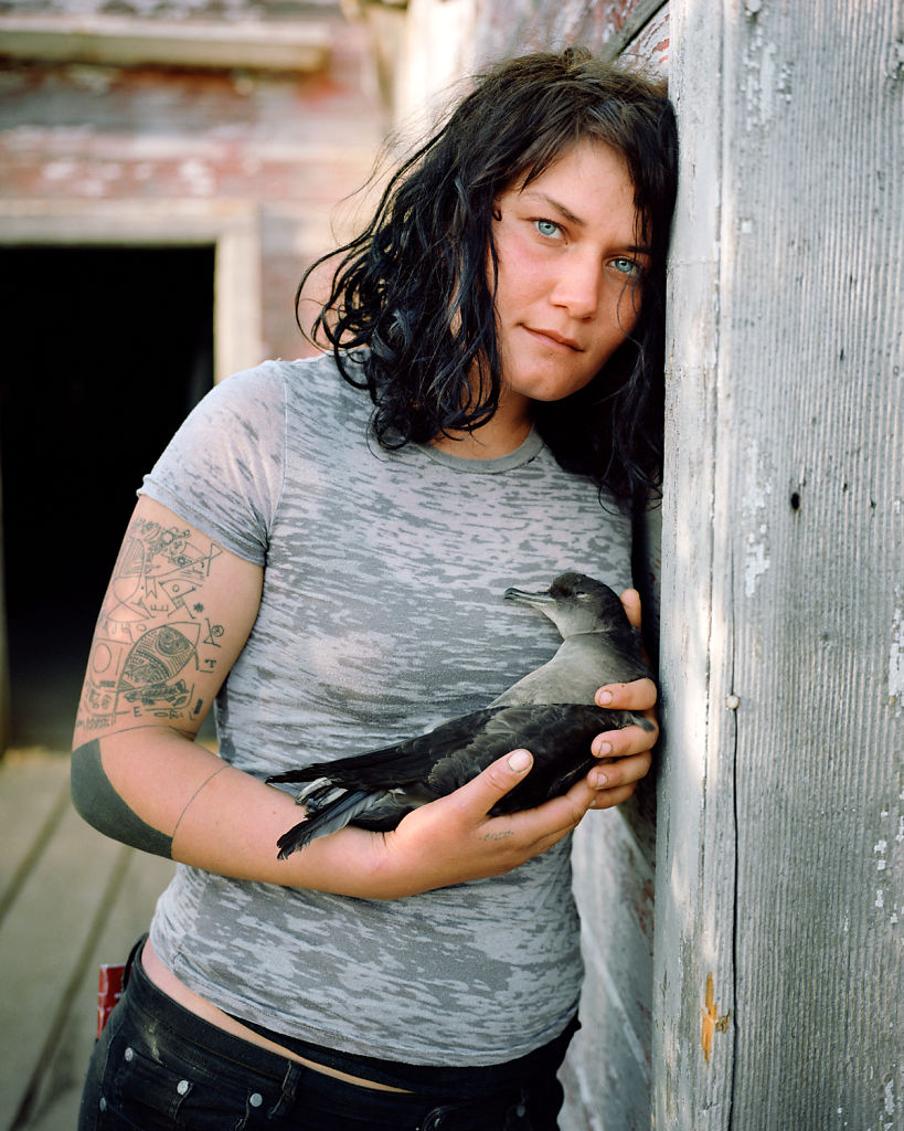 Billie and Seabird