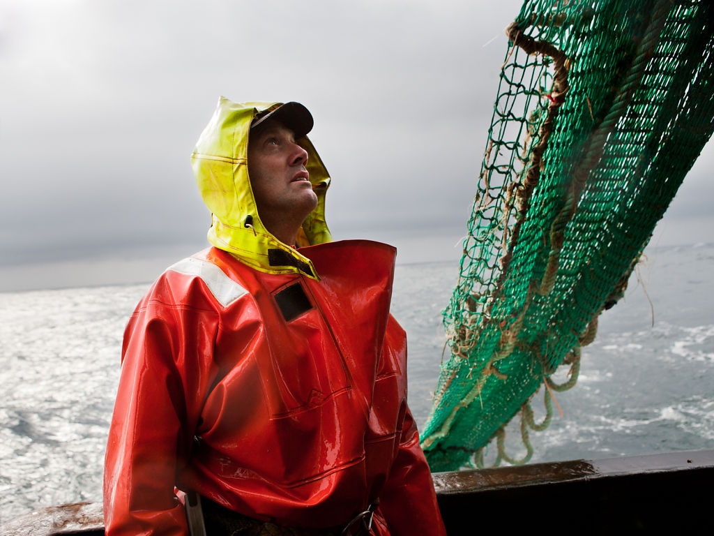 French Trawlerman