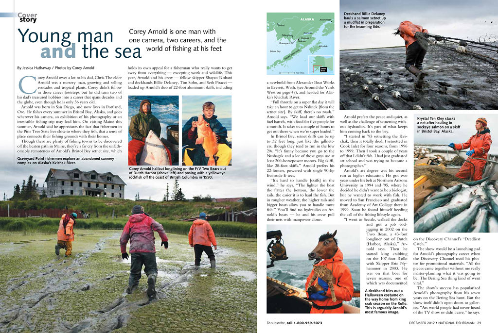 National Fisherman, December 2012