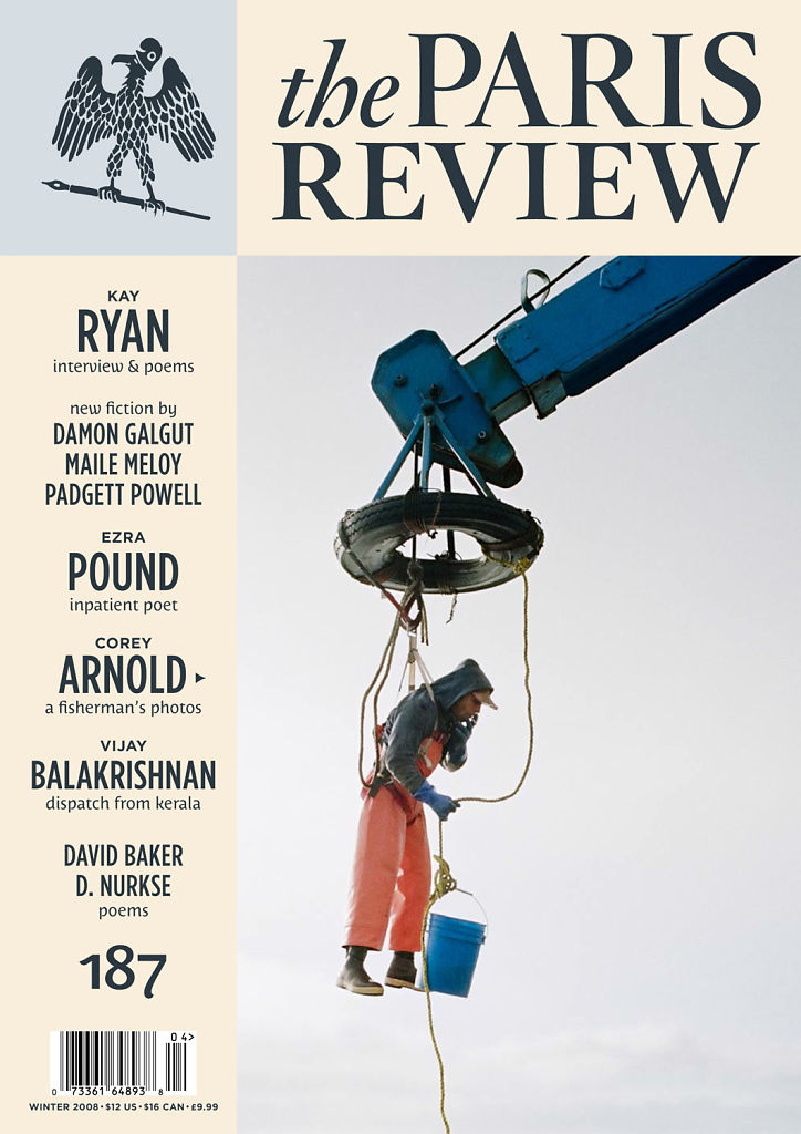 The Paris Review, Winter 2008