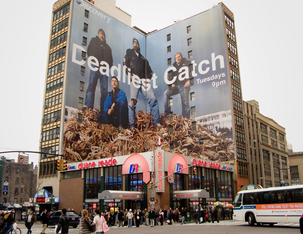 Deadliest Catch Billboard