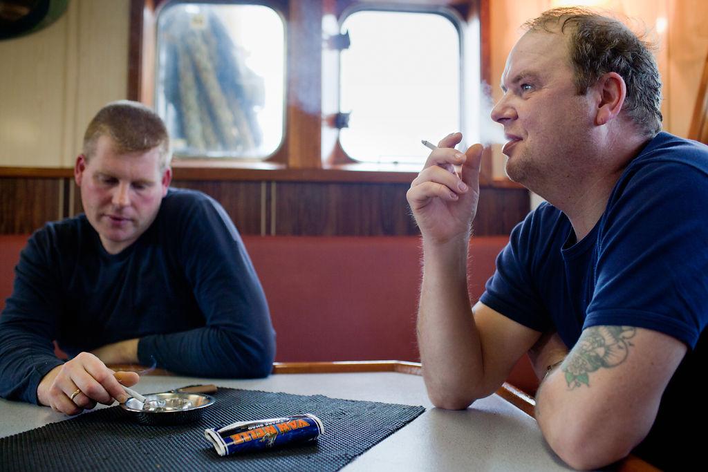 Untitled, North Sea Beam Trawling