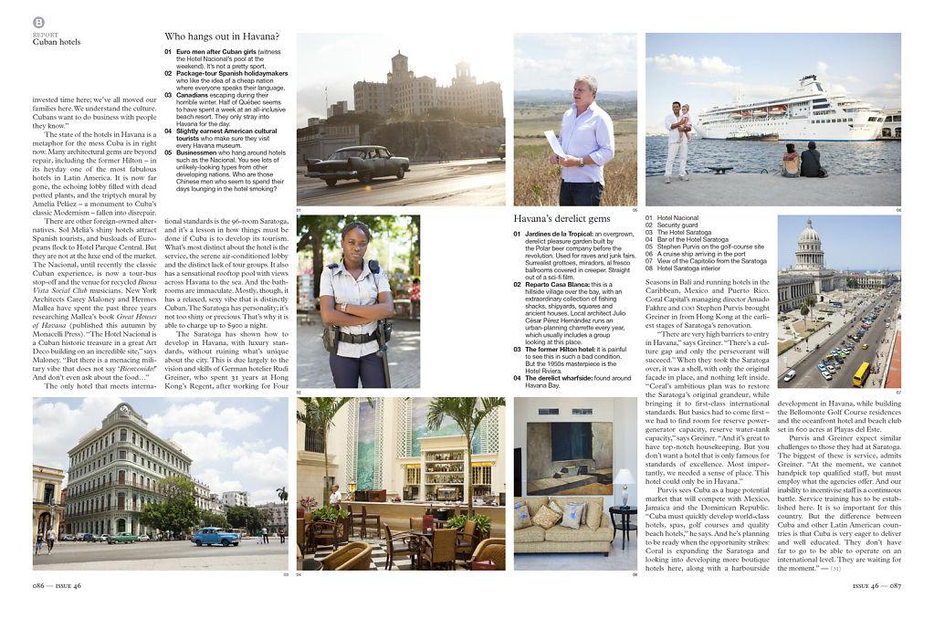 Monocle Magazine (UK) 2012