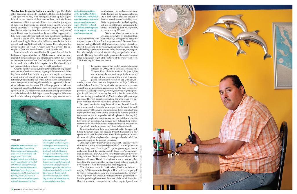 Audubon Magazine 2011